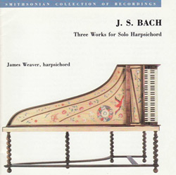 Three Works for Solo Harpsichord