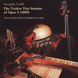 The Twelve Trio Sonatas of Opus 3