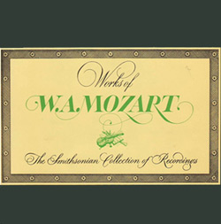 Works of Wolfgang Amadeus Mozart
