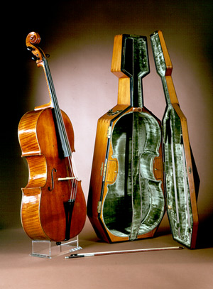 Servais cello