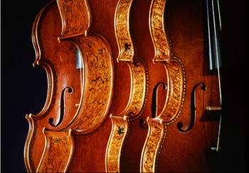 Instruments from the Smithsonian Chamber Music Society
